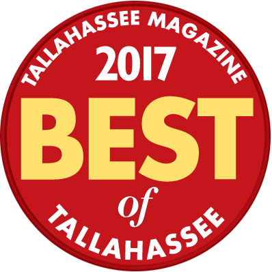 Voted Best of Tallhassee - Web Design