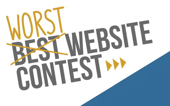 Worst Website Contest